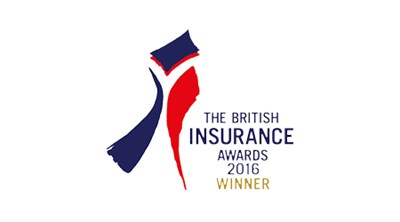 The British insurance awards winner 2016