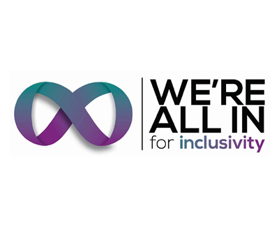 Inclusive Behaviours in Insurance pledge logo