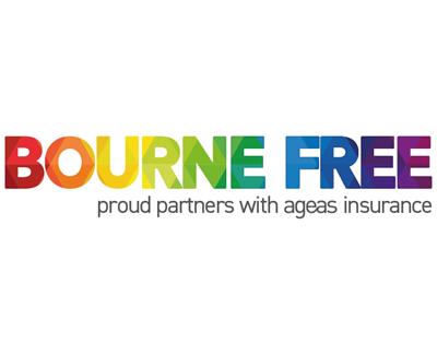 Bourne Free logo