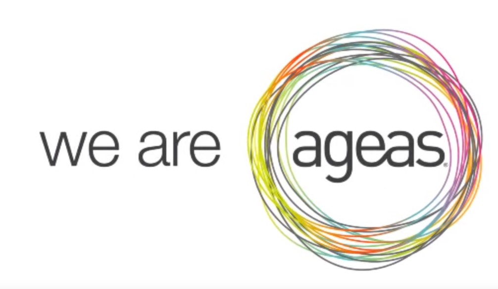 We are Ageas careers logo