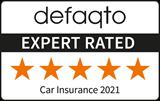 Defaqto 5 star logo 2021