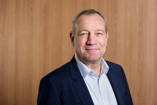 Photo of Andy Watson, Chief Executive Officer, Ageas UK