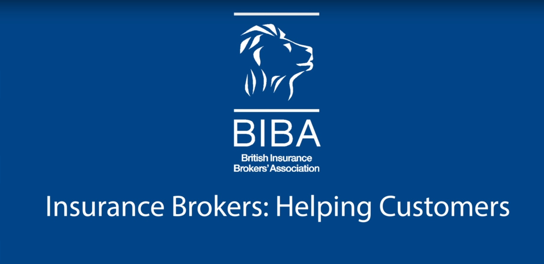 british insurance brokers association - HD 1842×895