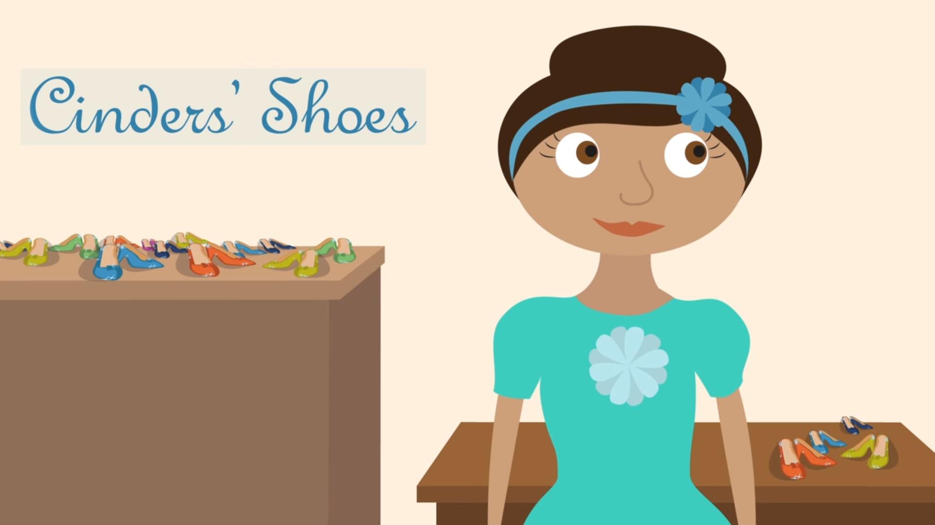 Cinderella BIBA animation