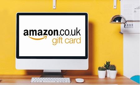 TV screen featuring Amazon
