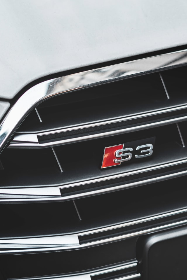Audi RS3 front grill