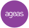 Ageas direct purple logo