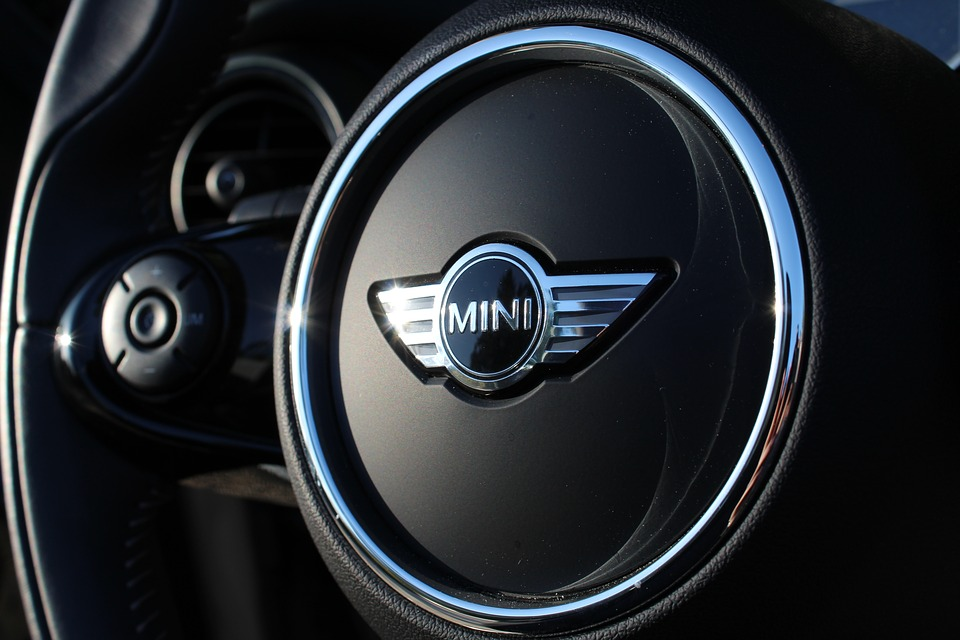 MINI steering wheel