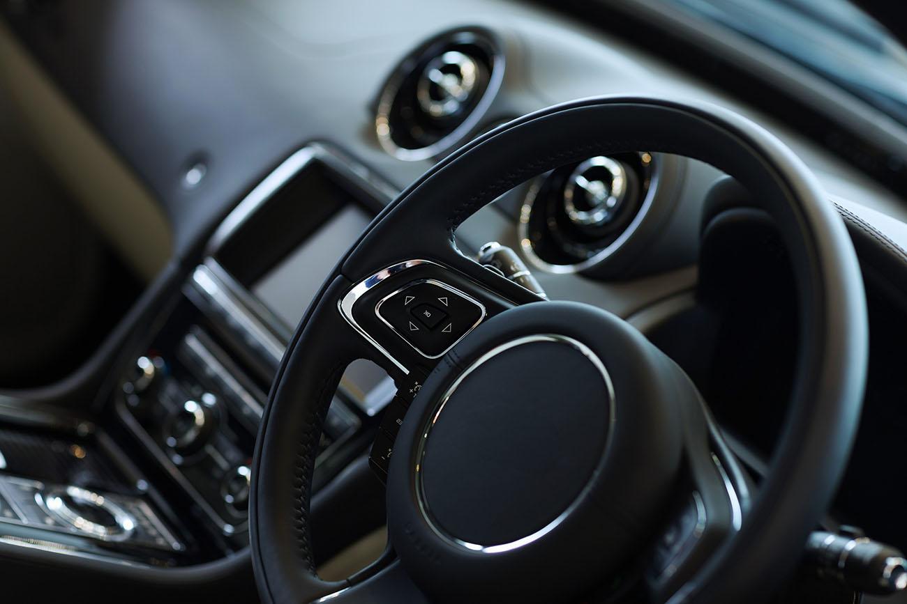 Vauxhall adam car interior