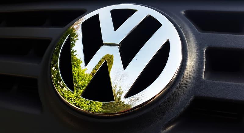 Volkswagen polo badge
