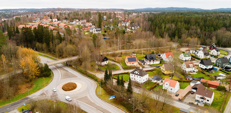 Sweden roads