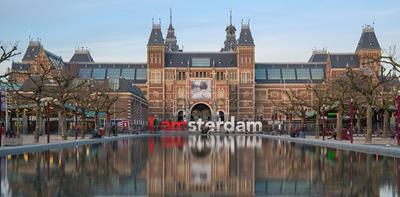 Rijksmuseum museum Amsterdam Netherlands